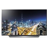LG OLED55C8LLA 139 cm (55 Zoll) Fernseher (4K OLED, Twin Triple Tuner, 4K Cinema HDR, Dolby Vision/Atmos, Smart TV)