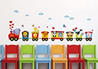 Ideal for family lounge, bedroom, cafe and restaurant, kids room, nursery room, etc. Features PVC, non-toxic and waterproof. These wall stickers decorate your home just in minutes. Our wall decal application instructions will make it easy for you to ...