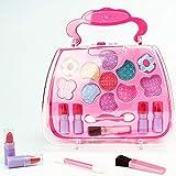 Kinder Schminkkoffer, Kinder Kosmetik Set Schönheit Spielzeug, Sicherheit Ungiftig, Für Kleines Mädchen