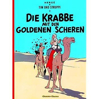Die Krabbe mit den goldenen Scheren