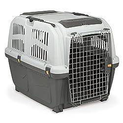 """Nobby 72128 Transportbox für mittlere und große Hunde """"Skudo 5 Iata"""" 79 x 58.5 x 65 cm"""