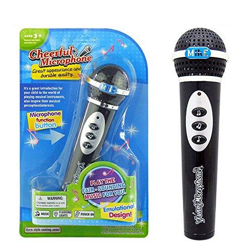 Preisvergleich Produktbild BBLIKE Mikrofon Spielzeug Spielzeug Songs Microphone Toys Cartoon Kinder Musik Mikrofon Geschenke Electronic Musical Mikrofone für Kinder