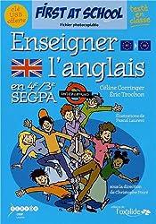 Enseigner l'anglais en 4°/3° SEGPA
