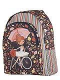 AD001 Rucksack Tasche für Sport Tanz Ballett Fitness Freizeit Geschenk