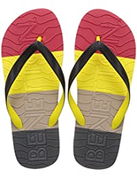 United Colors Of Benetton Men's Multicolor Flip-Flops And House Slippers - 9 UK/India (43 EU)