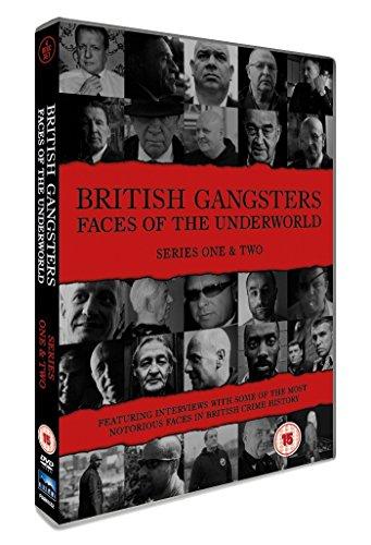 Brit Gangsters Faces Uworld S12 (3 Dvd) [Edizione: Regno Unito] [Edizione:  Regno Unito]
