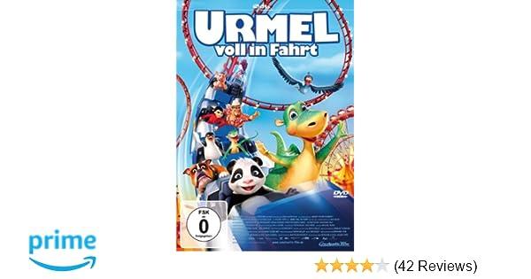 Urmel Voll In Fahrt Amazon De Anke Engelke Bernhard Thür Oliver