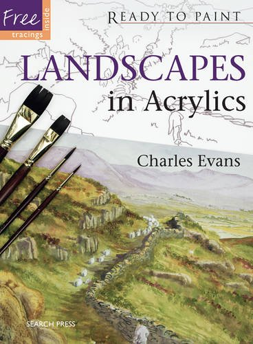 Landscapes in Acrylics (Ready to Paint)