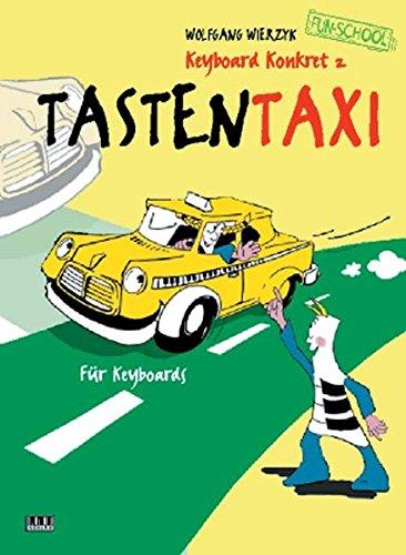 Keyboard Konkret, H.2, Tasten-Taxi (Fun-School)
