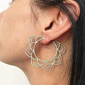 ♥ FLORALE STECKER ♥ seitliche Ohrringe