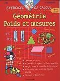 Telecharger Livres Geometrie poids et mesures 8 9 ans (PDF,EPUB,MOBI) gratuits en Francaise