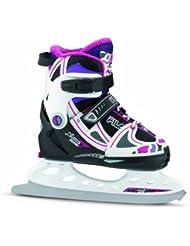 Fila Schlittschuhe X-One Ice G - Patines de patinaje sobre hielo , color negro / lila, talla 29-32