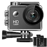 Action Cam Subacquea Ultra HD Sport Action Camera 170° Grandangolare…
