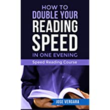 How to Double Your Reading Speed in One Evening: Speed Reading Course (Tu Business Coach Productivity Series Book 1) (English Edition)
