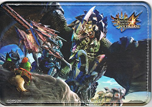 Pochette New 3DS XL Monster Hunter 4 Ultimate