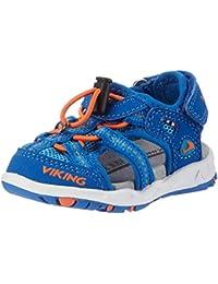 Viking Unisex-Kinder Thrill Geschlossene Sandalen