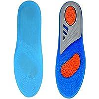 GEL Sport Komfort Einlegesohlen, Herrlicher Laufkomfort für Füße, Beine und Rücken, speziell bei Fersensporn,... preisvergleich bei billige-tabletten.eu