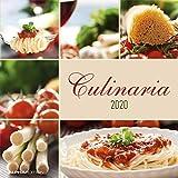 """Calendario da muro """"Culinaria"""" 2020 30 x 30 cm"""