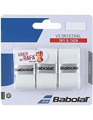 Babolat Vs Original X3 Accessorio Racchetta, Unisex – Adulto, Bianco, Taglia Unica