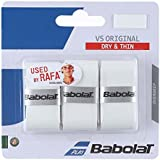 Babolat Vs Original X3 Tennis Grip (White)