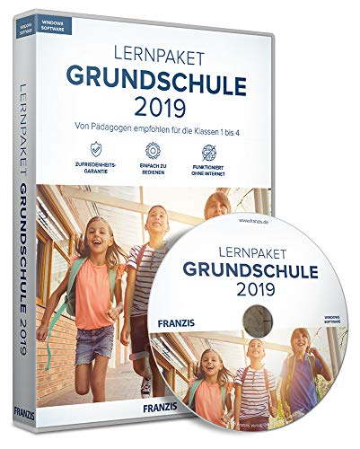 FRANZIS Lernpaket Grundschule 20...