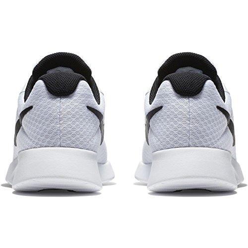 Nike Tanjun Lauchuhe, Chaussures de Running Homme Blanc Cassé (Whiteblack 101)