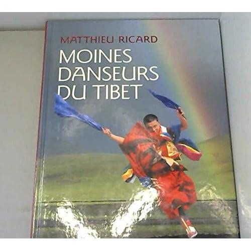 Moines danseurs du Tibet