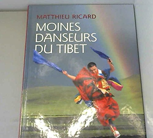 Moines danseurs du Tibet par Matthieu Ricard
