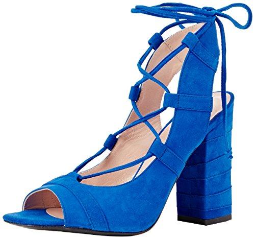 Boutique Moschino Stripes, Sandales  Bout ouvert femme Multicolour (Bue)