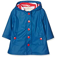 Hatley Splash Jacket - Navy (Girls) Rain