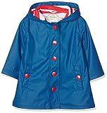 Hatley Girl's Splash Jacket-Navy Raincoat