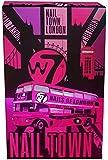 W7 Nail Town Polish Set - 8 Piece