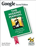 Google – The Missing Manual