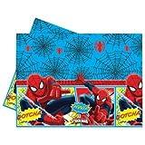 Tovaglia di plastica monouso 120x180 cm Ultimate Spider Man