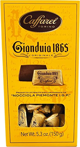 Caffarel | Gianduiotti classici, 150 g Geschenkpackung