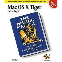 Mac OS X Tiger : The Missing Manual