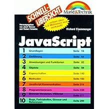 Schnellübersicht JavaScript