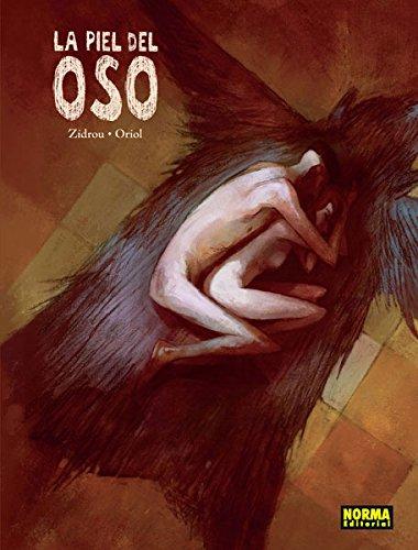 la piel del oso (nueva portada) (Comic Europeo (norma))