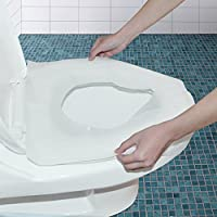 WANPOOL Portable Travel Disposable Paper Toilet Seat Cover – 250 Pieces