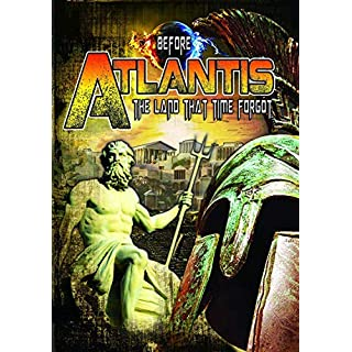 Before Atlantis: The Land That Time Forgot [DVD]