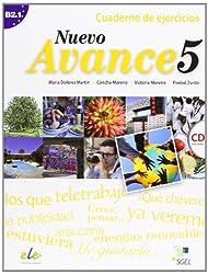 Nuevo avance 5. Ejercicios (Agencia ELE)