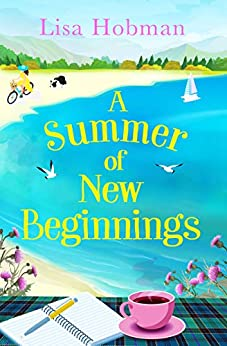 Book cover image for A Summer of New Beginnings