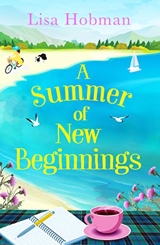 A Summer of New Beginnings by Lisa Hobman