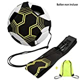 Football Kick / Lancer Entraîneur Solo Entraînement Pratique de Contrôle de l'Aide...