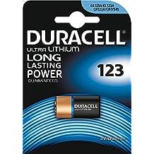 Duracell 123 CR17345 - Pilas no recargables (3 V, Li-ion)
