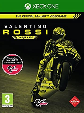 MotoGP16: Valentino Rossi (Xbox One) by pqube