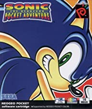 Sonic pocket adventure - NeoGeo Pocket color - PAL