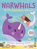 Narwhals Sticker and Activity Book (Sticker Activity)