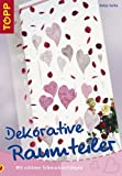 Dekorativer Raumteiler: Raumteiler mit schönen Schmuckvorhängen bei Amazon kaufen