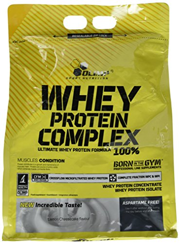 OLIMP SPORT NUTRITION Whey Protein Complex 100% Citron Cheesecake 2,27 kg